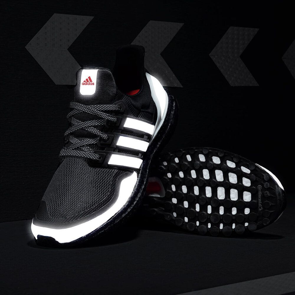 The Adidas Ultraboost Reflective 'Black' are available now for just $97.99 with Free Shipping